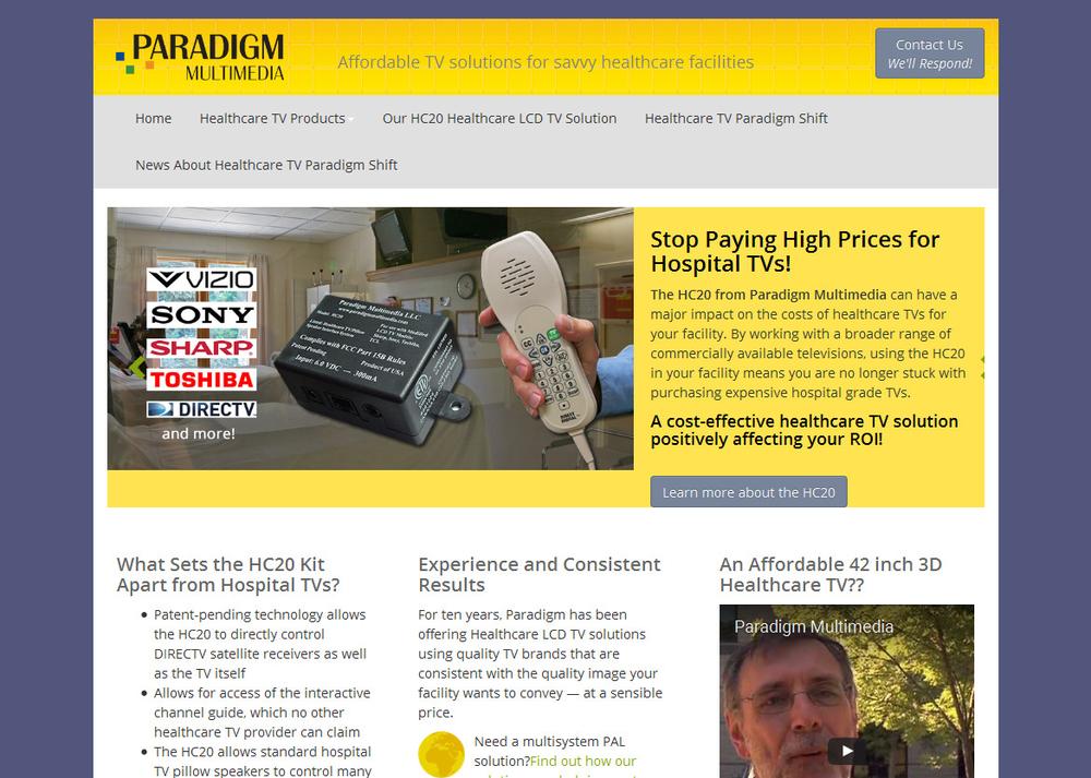 Image Paradigm Multimedia