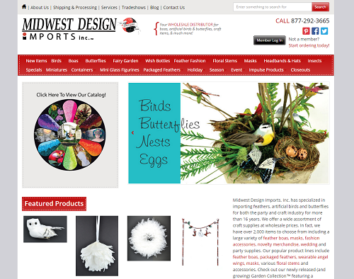 Image Midwest Design Imports