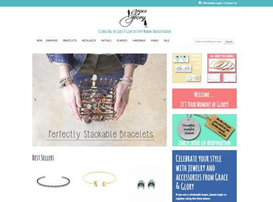 Image Grace and Glory Goods