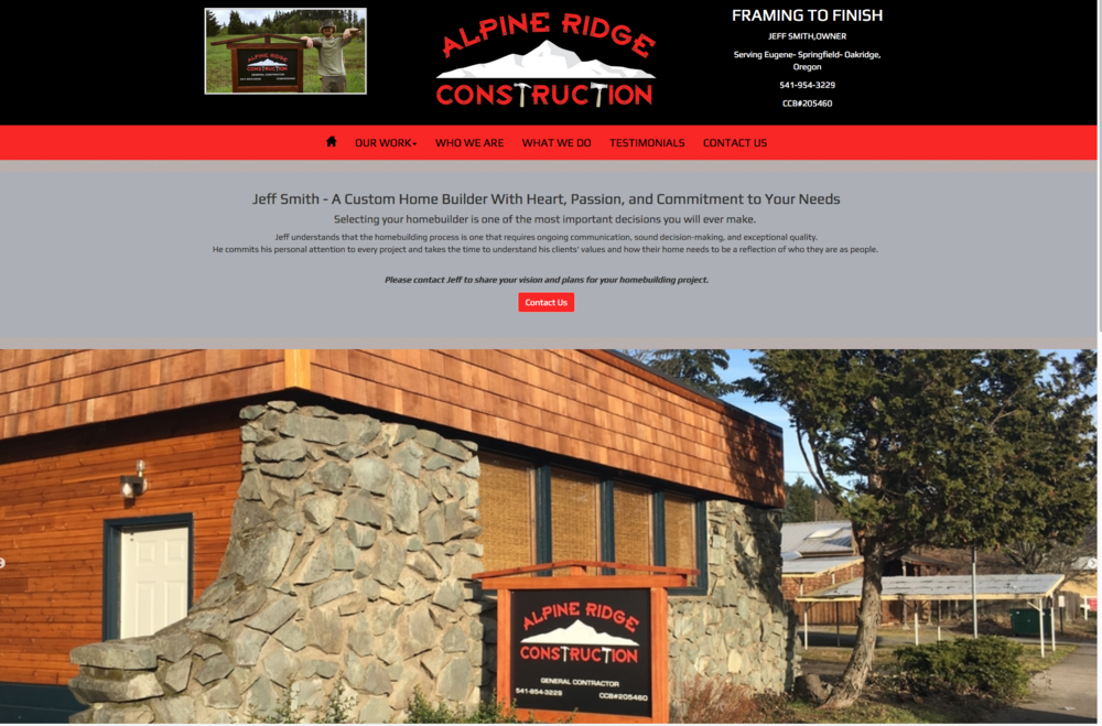 Image Alpine Built Homes