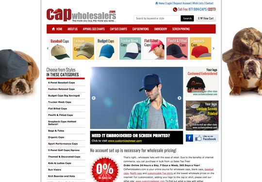 Image CAPwholesalers