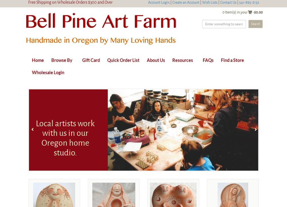Image Bell Pine Art Farm