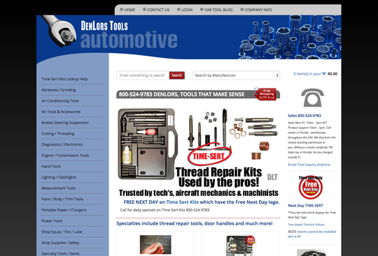 Image DenLors Tools - Automotive