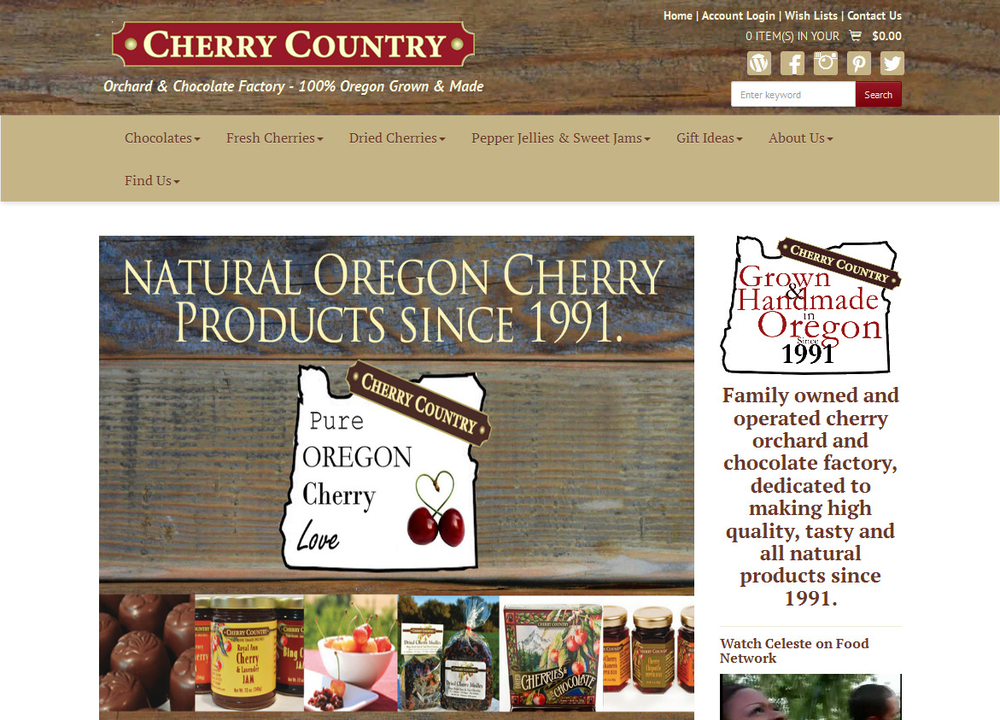 Image The Cherry Country