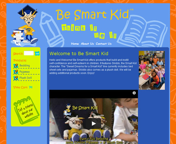 Image Be Smart Kid