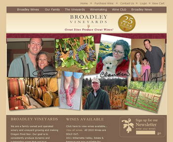 Image Broadley Vinyards