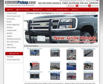 Image Chrome Pickup