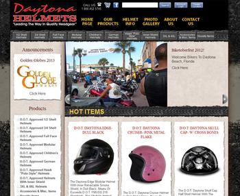 Image Daytona Helmets