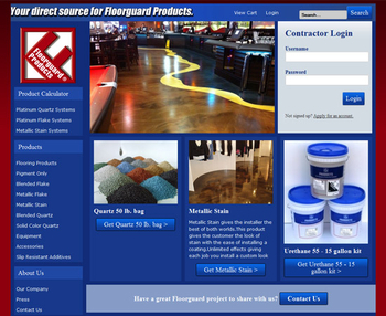 Image Floorguard Products