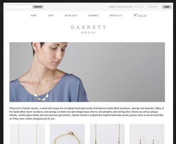 Image Garnett Jewelry