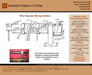 Image Hansen String Cutter