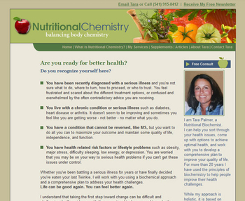 Image Nutritional Chemistry