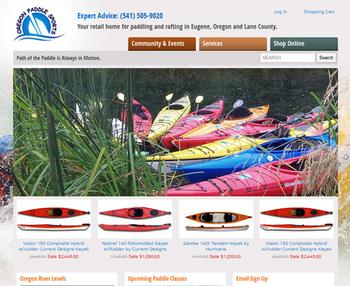 Image Oregon Paddle Sports