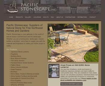 Image Pacific Stonescape Inc.