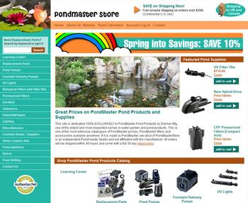 Image PondMaster Store