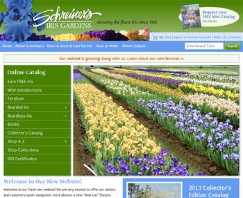 Image Schrieners Iris Gardens