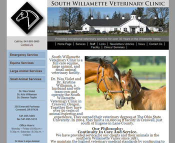 Image South Willamette Veterinary Clinic