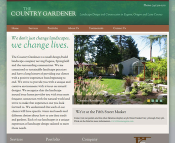 Image The Country Gardener