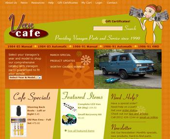 Image Van Cafe