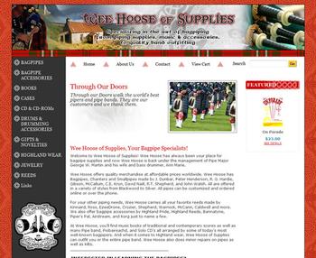 Image Wee Hoose of Supplies