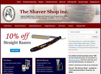 Image The Shaver Shop, Inc.