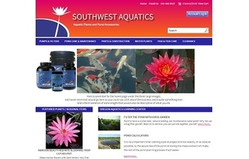 Image Southwest Aquatics